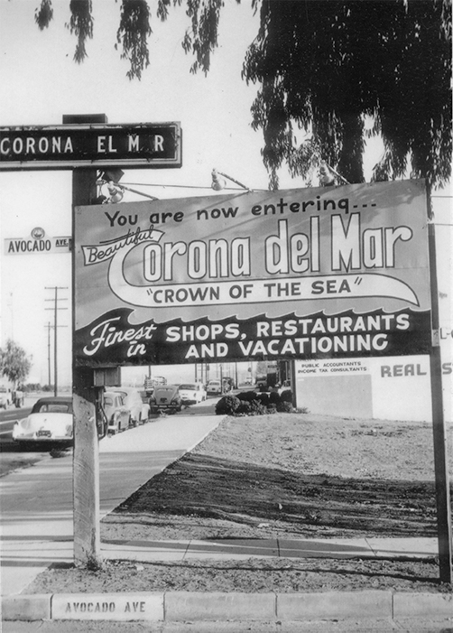 You Could Have Lived on Pansy Street: A History of Corona del Mar's Flower Streets